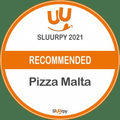 Pizza Malta - Sluurpy