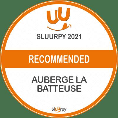 Auberge La Batteuse - Sluurpy