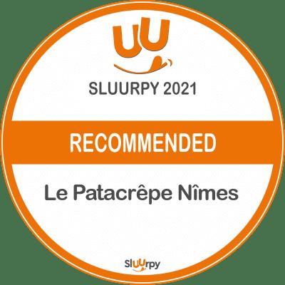Le Patacrêpe Nîmes - Sluurpy